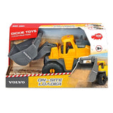 Dickie Toys Volvo On-Site Loader