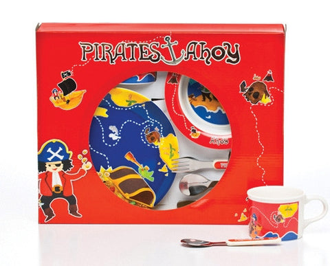 Pirate Dinner set