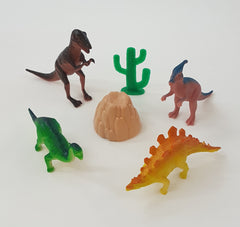 Dinosaurs Small Collection in Polybag