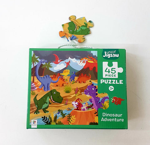 Dinosaur Adventure Junior Puzzle