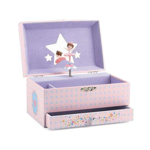 Ballerina Jewellery Box - Djeco