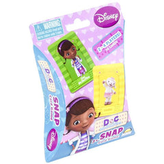 Disney Doc McStuffins - Snap Card Game