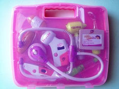 kidz-stuff-online - Doctors Set Pink with lights and sounds