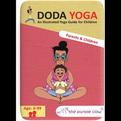 The Purple Cow Doda Yoga Parents & Children