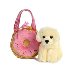 Fancy Pals Pet Carrier Donut and Puppy