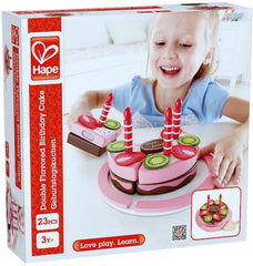 kidz-stuff-online - Double flavoured Birthday Cake Hape