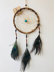dream catcher peacock
