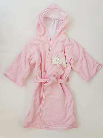 Dressing Gown Pink