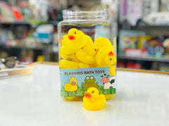 kidz-stuff-online - Isabelle Laurier | Flashing bath toys - Duck