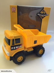 Dump Truck battery operated
