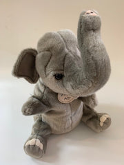 Antics Wildlife Series Elephant Hand Puppet