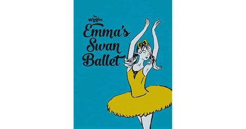 The Wiggles Emma's Swan Ballet Book