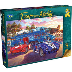 1000 Piece Puzzle Escape from Reality The Champion