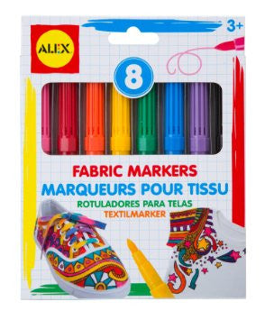Alex Fabric Marker pens