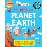 Factivity Secrets Of Planet Earth
