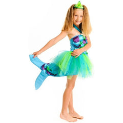 kidz-stuff-online - Fairy Girls Splash Mermaid Medium