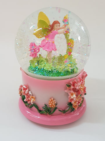 Musical Snow Globe Fairytale