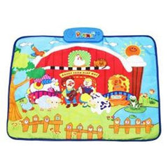 kidz-stuff-online - Musical Farm Mat