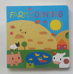 kidz-stuff-online - Animal 3D Shapes Farm Counting Book