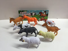 kidz-stuff-online - Farm Animals Large