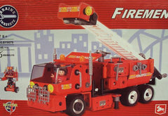 Fire Engine Kit Set 246 Pce