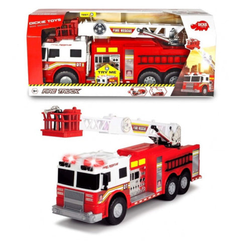 Fire truck with sounds and lights 56 cm