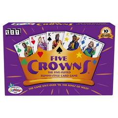 five crowns card game by set