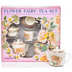 kidz-stuff-online - Flower Fairy Tea Set