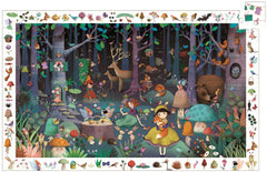 observation puzzle Enchanted forest puzzle