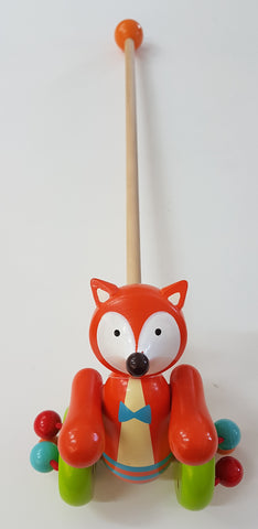 Push Pull on a stick Fox