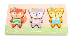 Le Toy Van Petilou Little Fox Puzzle