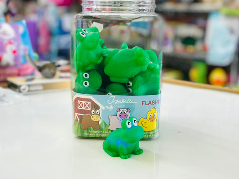 Isabelle Laurier  Flashing bath toy - Frog