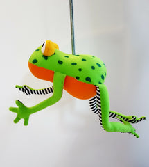 Springy Frog Mobile