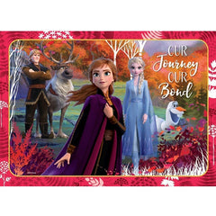 Frozen Our Journey Our Bond Puzzle 35pce