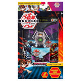 Bakugan Deluxe Battle Brawlers Card Collection with Jumbo Foil Garganoid Ultra Card