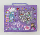 Gorgeously Glittery Activity Case