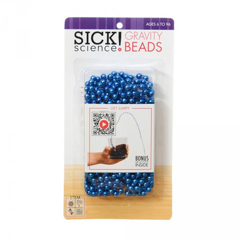 Gravity Beads - Sick Science