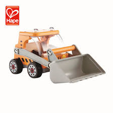 Great Big Digger wooden Hape