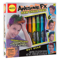 Alex: Awesome Fx hair chalk pens