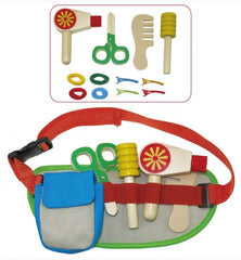 kidz-stuff-online - Wooden Hairdressing set