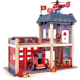 Fire Station Wooden Hape
