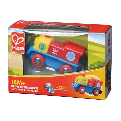 Brave Little Engine Hape