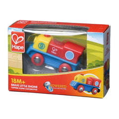 kidz-stuff-online - Brave Little Engine - Hape