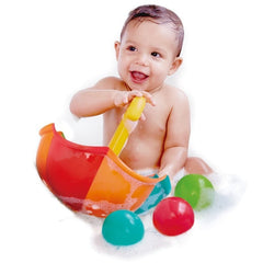 kidz-stuff-online - Rainy day Catching set Hape bath toys