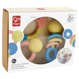 Rattle & Teether Collection Hape