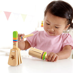 kidz-stuff-online - Hape wooden Rhythm Set
