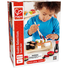 sushi set playfood by hape