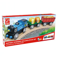 Battery Powered Train Rolling Stock Set - Hape
