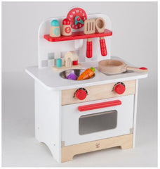 Retro Gourmet Wooden Kitchen - Hape