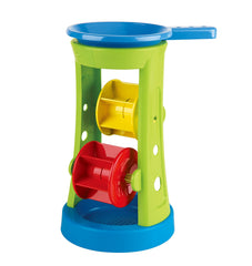 kidz-stuff-online - Hape Double Sand and Water Wheel Kid's Beach Toy